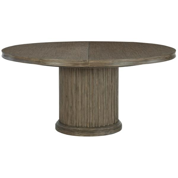 See Details - Canyon Ridge Round Dining Table in Desert Taupe (397)
