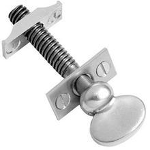 """See Details - Urban Brass Sash screw, 4 1/16"""" / 3/8"""" thread"""