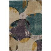 Phantom-Mirage Mist Hand Knotted Rugs