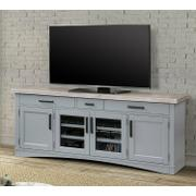 AMERICANA MODERN - DOVE 76 in. TV Console Product Image