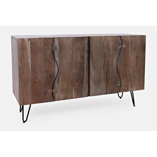 Nature's Edge 4 Door Sideboard