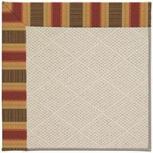 "View Product - Creative Concepts-White Wicker Dimone Sequoia - Rectangle - 24"" x 36"""