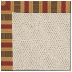 """Creative Concepts-White Wicker Dimone Sequoia - Rectangle - 24"""" x 36"""""""