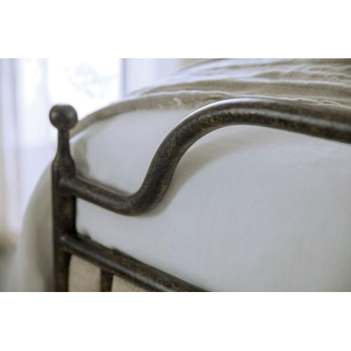 Bedroom Ciao Bella King Metal Bed