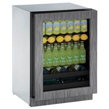 "3024bev 24"" Beverage Center With Integrated Frame Finish and Field Reversible Door Swing (115 V/60 Hz Volts /60 Hz Hz)"