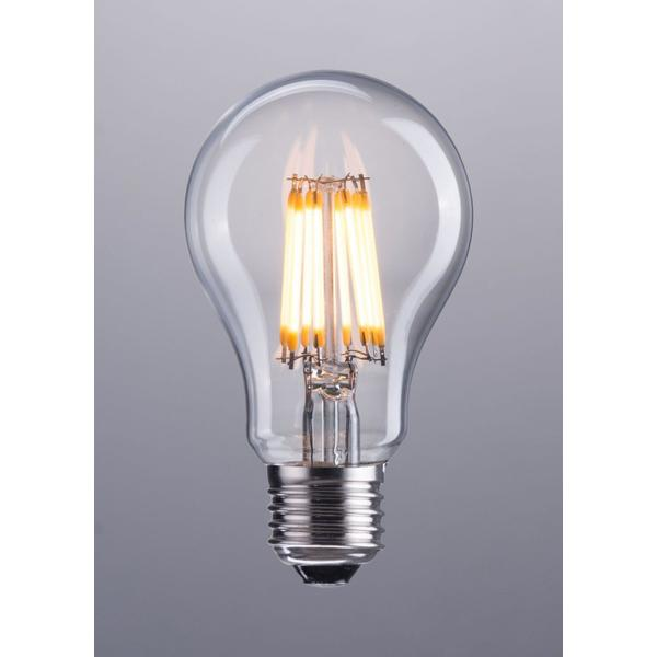 See Details - E26 A19 8w Led 100 X 60 Mm Clear