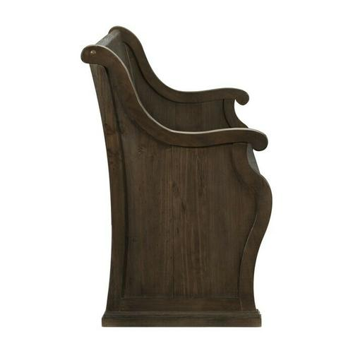 Gallery - Bench with Arms