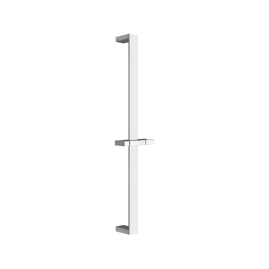 Handshower sliding rail only Pivotable hook Requires handshower 20154 or 14376, flex hose 01637 and wall elbow 26669