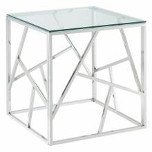 View Product - Juniper Accent Table in Silver