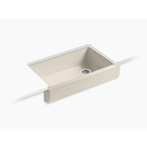 "Sandbar 35-1/2"" X 21-9/16"" X 9-5/8"" Undermount Single-bowl Farmhouse Kitchen Sink"