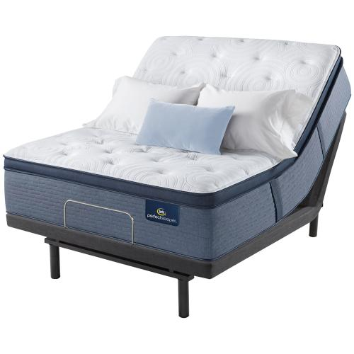 Perfect Sleeper - Renewed Night - Firm - Pillow Top - King