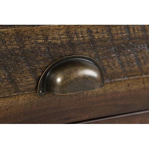 "Product Image - Artisan's Craft 50"" Media Console - Dakota Oak"