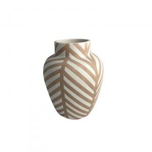 Ceramic Vase - Glazed pattern