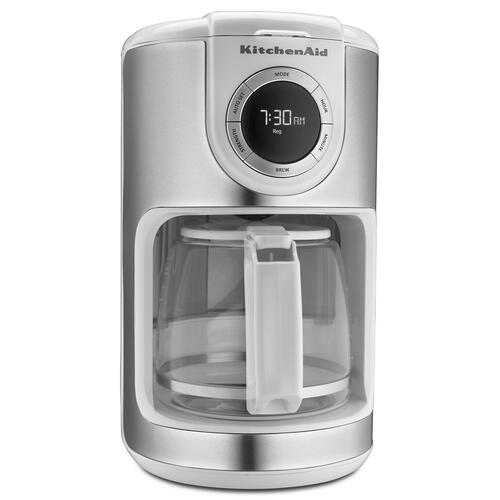 Gallery - 12 Cup Coffee Maker White