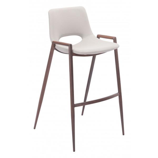 Desi Bar Chair Beige
