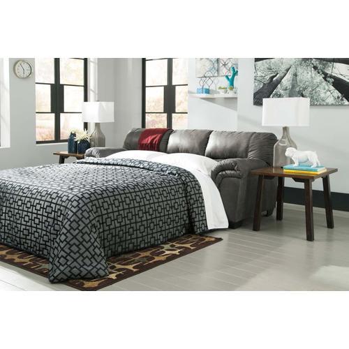 Signature Design By Ashley - Bladen Full Sofa Sleeper Slate