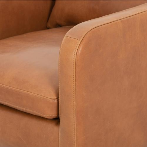 Haven Tobacco Cover Kaya Swivel Chair