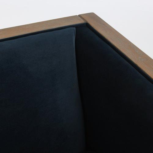 Classic Home - Lilith Sofa Midnight Blue