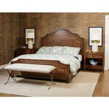 """See Details - Thoroughbred Canterbury 30"""" Nightstand - Toast"""