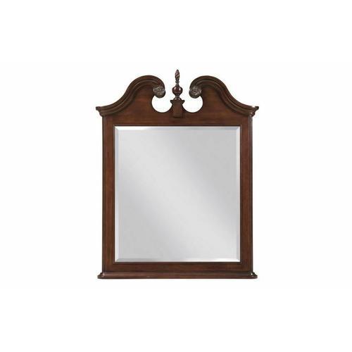 Gallery - Vertical Pediment Mirror