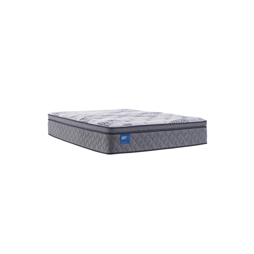 Crown Jewel - Seymour - Plush - Pillow Top - Queen