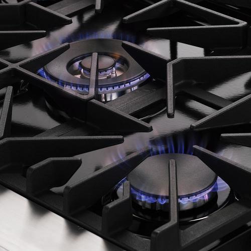 "Forno - Lseo - Professional 30"" Freestanding Gas Range"