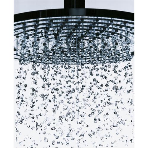 Chrome Showerhead 240 1-Jet, 2.5 GPM