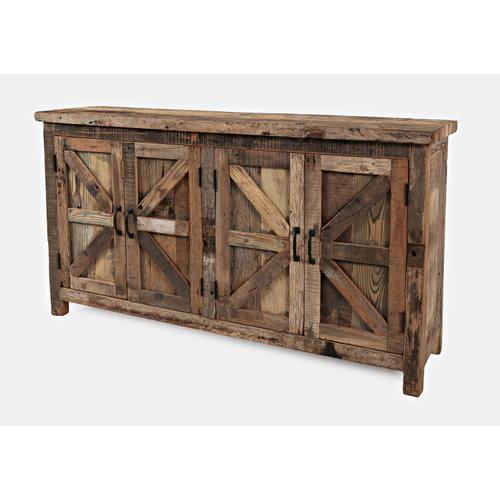 Eden Prairie 4 Door Accent Cabinet