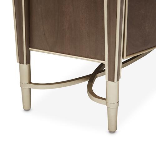 Amini - Highboy Vertical Storage Cabinets-chest of Drawers