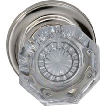 Product Image - Interior Traditional Knob Latchset in (US14 Polished Nickel Plated, Lacquered)