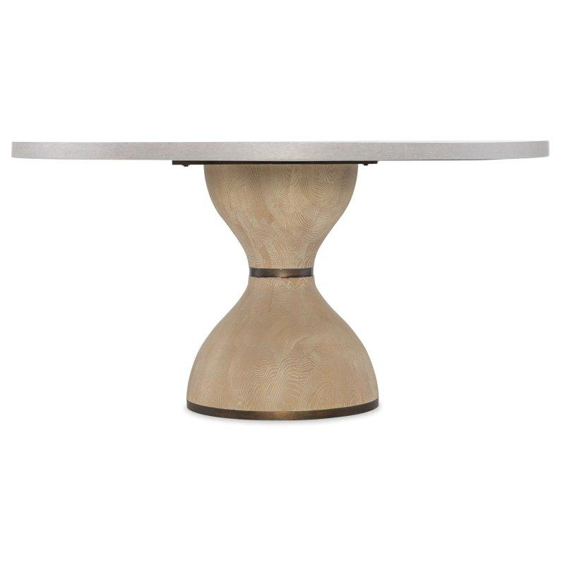 Dining Room Miramar Point Reyes Botticelli 48in - 60in Round Dining Table Base