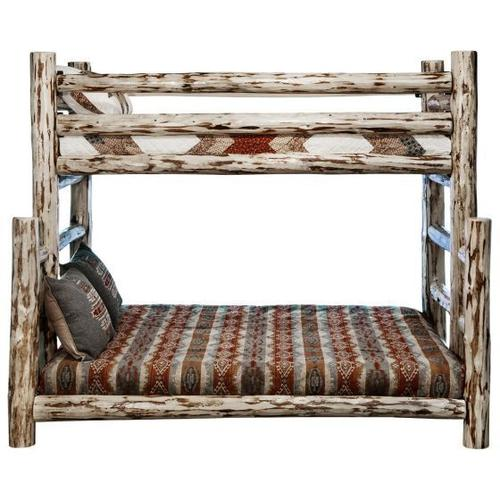 Product Image - Montana Collection Twin over Full Bunkbed