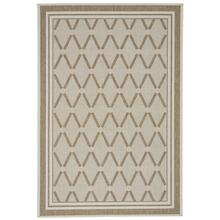 Finesse-Lattice Barley Machine Woven Rugs