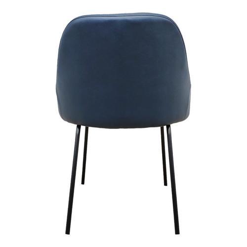 Blaze Dining Chair Blue