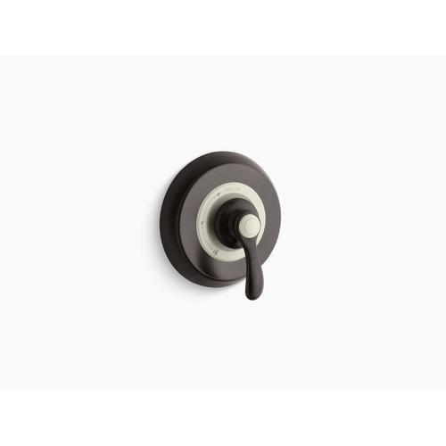 Kohler - Oil-rubbed Bronze Rite-temp Valve Trim With Lever Handle
