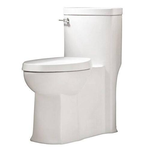 Boulevard Elongated One-Piece Toilet - 1.28 GPF - White