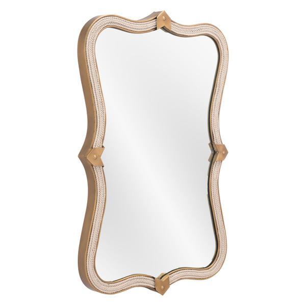 See Details - Hillegass Mirror Gold