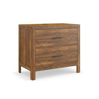 Bench*Made Midtown Nightstand W/Charger