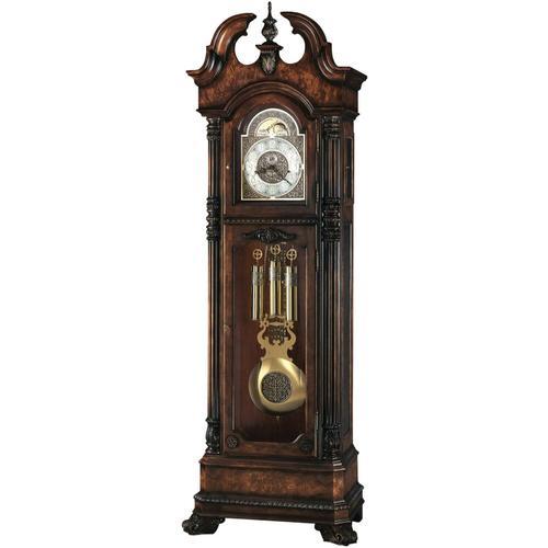 Howard Miller Reagan Wooden Floor Clock 610999