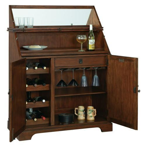 695-203 Good Cheer Wine & Bar Cabinet