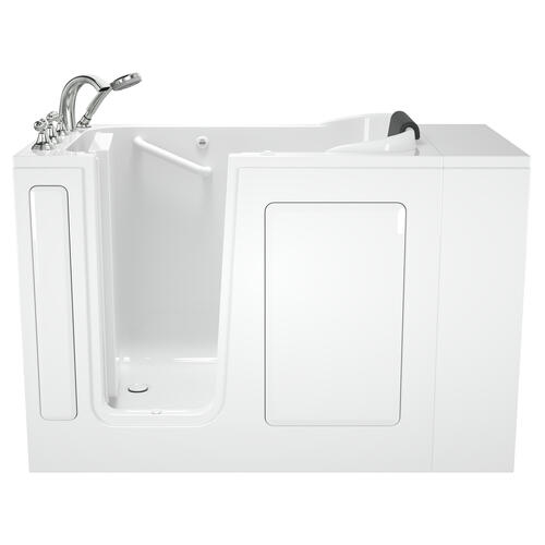 Premium Series  28x48-inch Walk-in Tub  Air Spa  Left Drain  American Standard - White