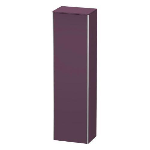 Duravit - Tall Cabinet, Aubergine Satin Matte (lacquer)