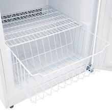 13.8 Cu. Ft. Upright Convertible Freezer White