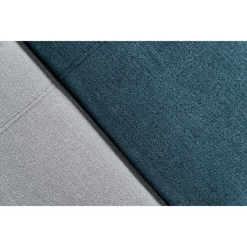 VIG Furniture - David Ferrari Jive - Italian Modern Medium Grey Fabric U Shaped Configurable Sectional Sofa