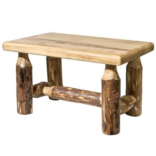 Montana Woodworks - Glacier Country Collection Footstool