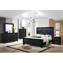 C King Bed 4 PC Set
