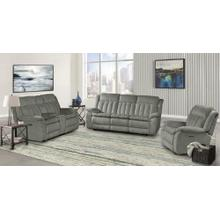 See Details - CUDDLER - LAUREL DOVE Power Reclining Collection