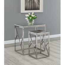 2pcs Nesting Tables