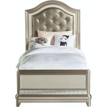 See Details - Li'l Diva 3/3 Twin Bed