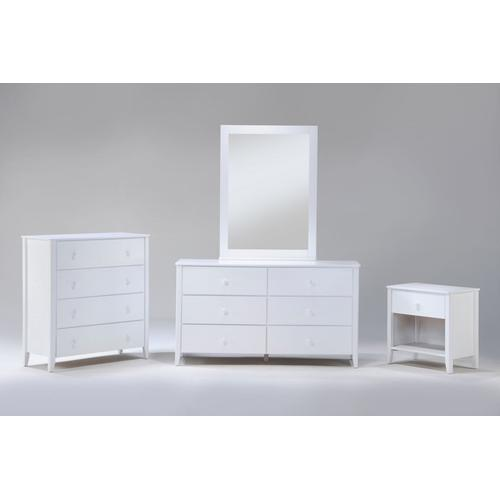 See Details - Zest Cases in White Finish